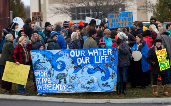 Protecting the Water: From Maine to Standing Rock